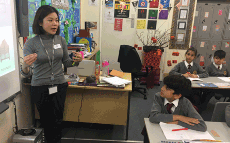 King's House Launches Mandarin Lessons