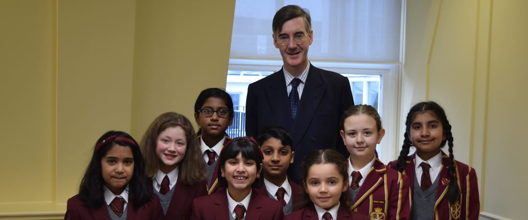 Jacob Rees-Mogg Interview
