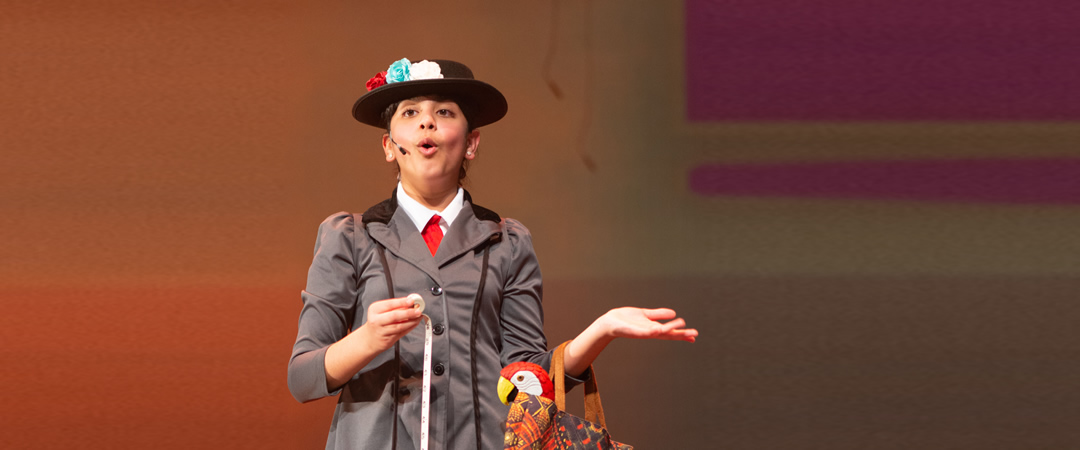 Mary Poppins, King's House School Production