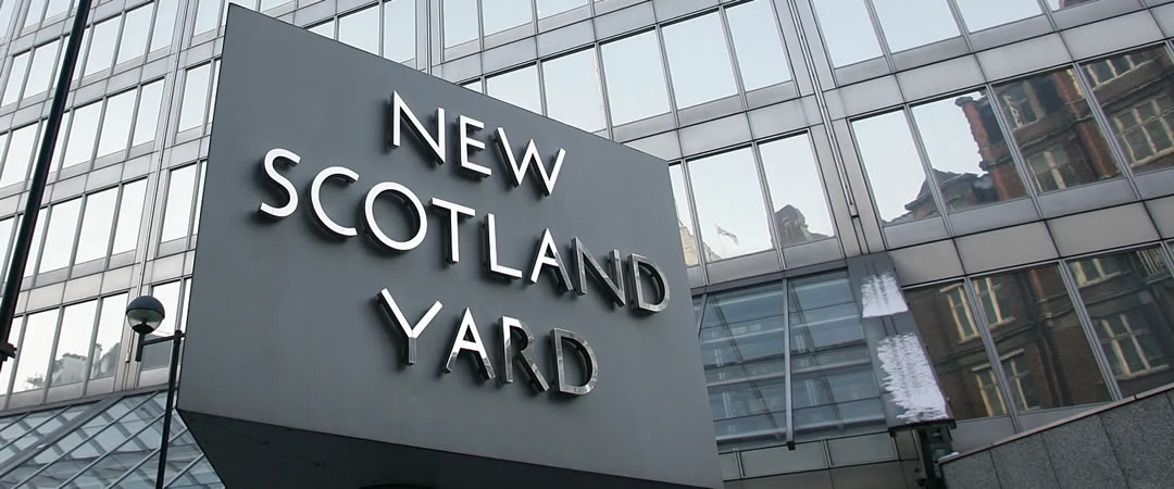 New Scotland Yard visit King's House School